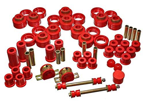 Complete Bushing Set - Energy Suspension 3.18125R HYPER-FLEX SYSTEM Complete Master Bushing Set