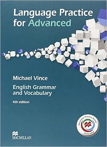 Language practice advanced. New edition. Student's book
