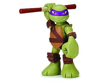 Turtles - Figura articulada Tortugas Ninja Héroes (96312 ...