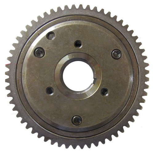 - X-PRO Starter Drive Clutch Assembly for GY6 150cc Scooters, ATVs and Go Karts