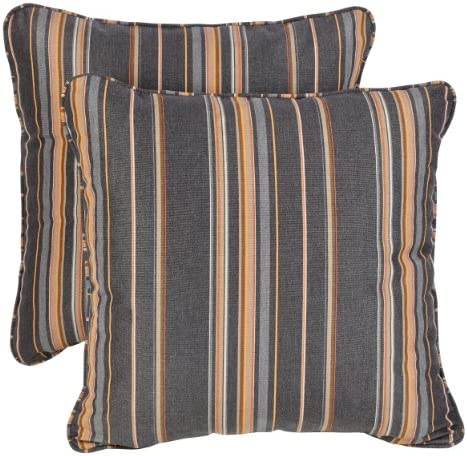 Mozaic AZPS2582 Indoor Outdoor Sunbrella Square Pillow