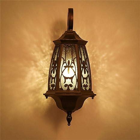 SSeir Lámpara de Pared Americana, Muebles Antiguos, salón ...