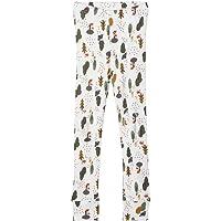 NAME IT Nmmwillit Wool Longjohn Noos XX Pantalones para Niños