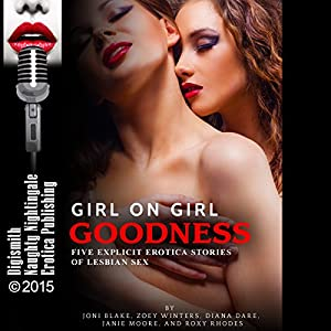 Girl-on-Girl Goodness Audiobook