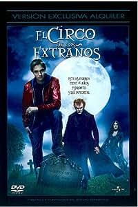 El circo de los extraños [DVD]