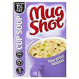 Mug Shot Cup Soup Thai Style Noodle (42g)