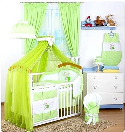 bb-camarade – Set 16 pcs ropa de cama de bebé: Tour de ...