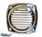 SeaLux Stainless Steel Hose Thru Vent