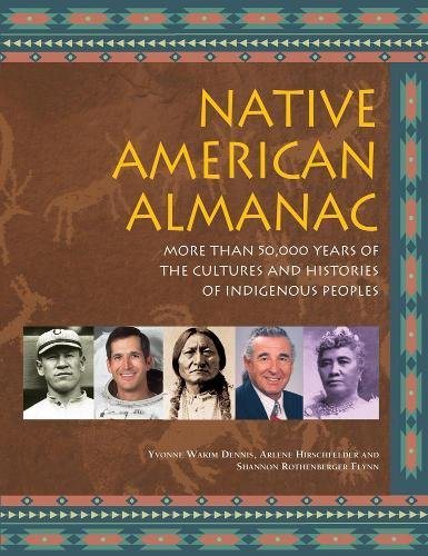 Image of Native American Almanac: More Than 50,000 Years of the Cultures and Histories of Indigenous Peoples