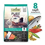 CANIDAE PURE Real Salmon, Limited Ingredient, Grai...