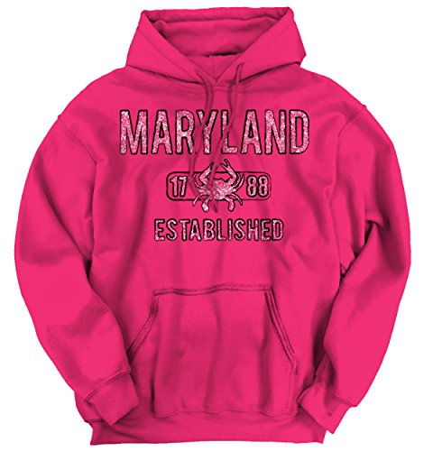 Maryland State Pride Shirt Hoodie product image