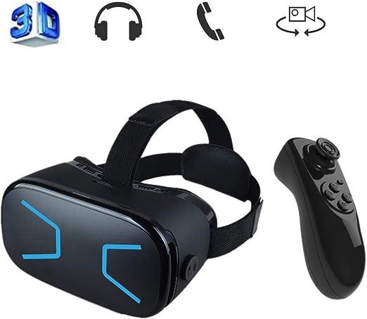 Mobile VR, VR Gafas Inteligentes Ar Suave y cómodo Nueva VR 3D ...