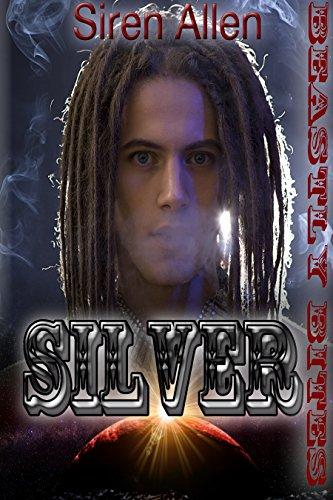 Silver: A BWWM Sci-Fi Romance (Beastly Bites Book 1) by [Allen, Siren]