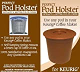 Perfect Pod Holster Use Any Pod in Your Keurig Coffee Maker - Over 10,000 Sold