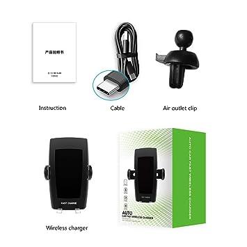certylu Soporte para teléfono, Sensor táctil Control ...