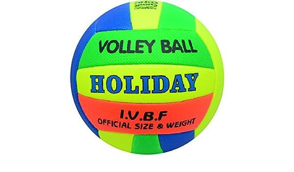 DEPORTOYS Balón Voley Ball Holiday: Amazon.es: Juguetes y juegos