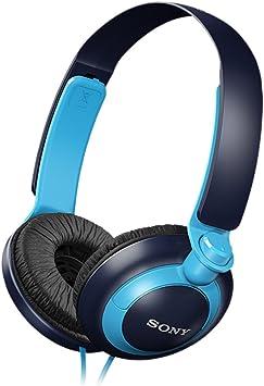 casque audio sony extra bass mdr xb ap bleu