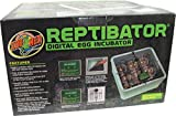 Best Zoo Med Thermostats - Zoo Med Reptibator Egg Incubator Review