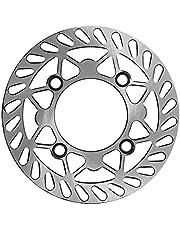 Qiilu Brake Disk Rotor, 190mm Front Rear Brake Disc Disk Rotor for 50CC-160CC SDG Wheel Pit Dirt Bikes