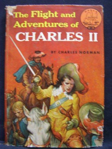 The Flight and Adventures of Charles II (World Landmark Books)