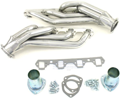 """Patriot Exhaust H8433 1-5/8"""" Clippster Exhaust Header for Small Block Ford 64-73"""