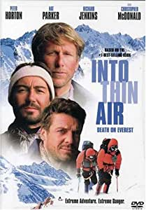 Into Thin Air: Death on Everest [Reino Unido] [DVD]