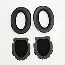 Gotor® Memory Foam Replecement Earpads Ear pads Covers For BOSE Aviation Headset X A10 A20