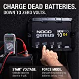 NOCO Genius GENPRO10X4, 4-Bank, 40-Amp