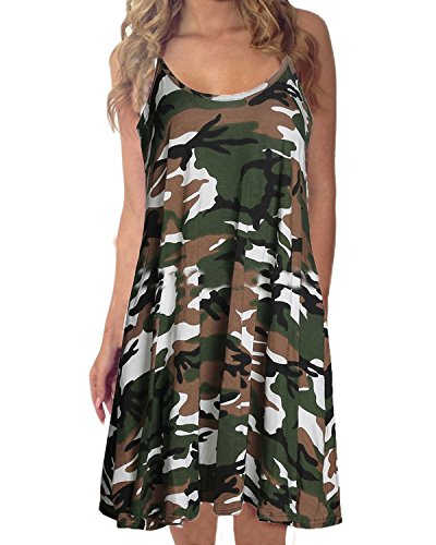camouflage dress - 6
