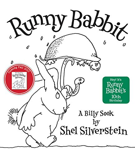 Runny Babbit: A Billy Sook by Shel Silverstein
