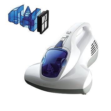 Aspirador de colchón | Aspirador de Ácaros | Luz Ultravioleta e Iones | Desinfectante de Colchones