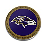 NFL Baltimore Ravens Ceramic Ring of Honor Coaster