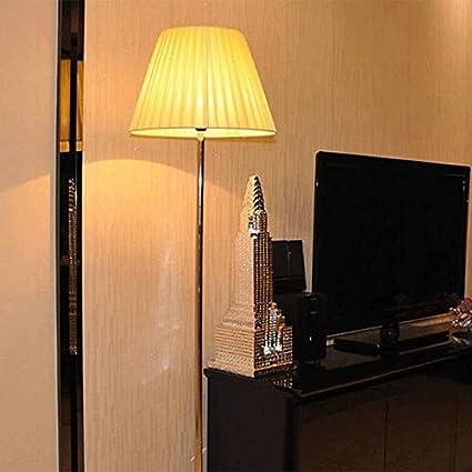 lámpara de piso Post-moderna Lámpara de pie Retro Sofa Lámpara de pie Apoyo LED