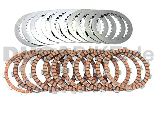 Ducabike Ducati Clutch Plates & Friction Discs Kit 848 GT1000 ST3 Multistrada - Clutch 1098 Kit Ducati
