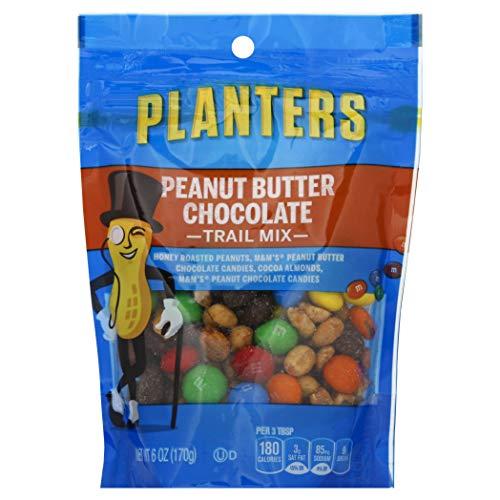 Planters Peanut Butter Chocolate Trail Mix, 6 Ounce -- 12 per case. ()