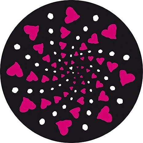 Adhesivos Nikidom Roller Wheel Sticker Cuore: Amazon.es: Oficina y papelería
