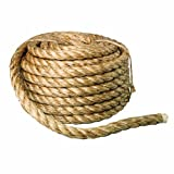 Bon 14-241 50-Feet by 3/4-Inch Diameter Heavy Duty Manila Rope, Outdoor Stuffs