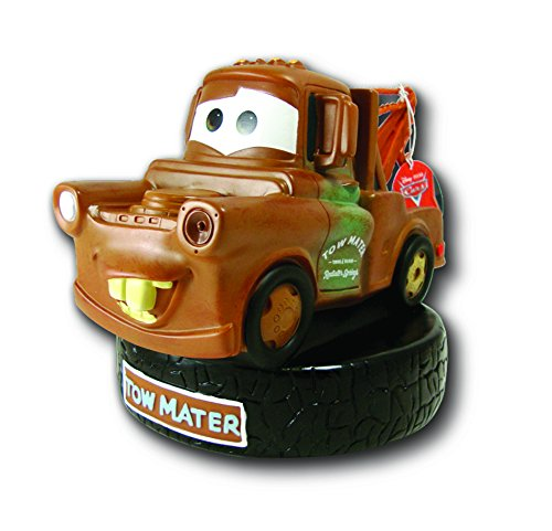 Peachtree Playthings Tow Mater Coin Bank