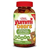 Yummi Bears Wholefood and Antioxidants Gummy Vitamins, 200 ct (Colors May Vary)