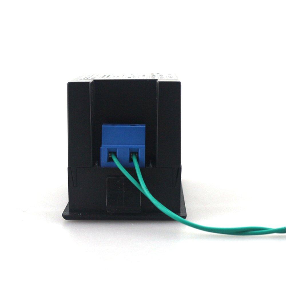 KETOTEK Digital Electric Multimeter AC 80-300V 100A Voltage Meter ...