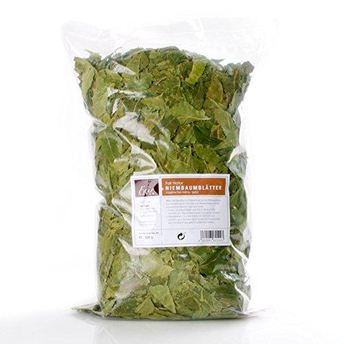 Niembaum Blätter ganz 500 g