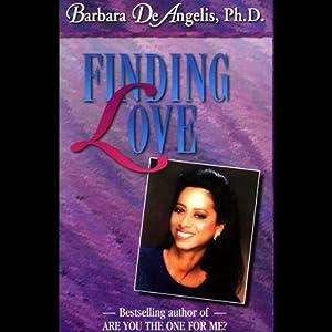 Finding Love Audiobook