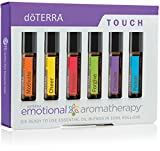 doTERRA - Emotional Aromatherapy System Touch Kit - 6 10 mL Roll-ons