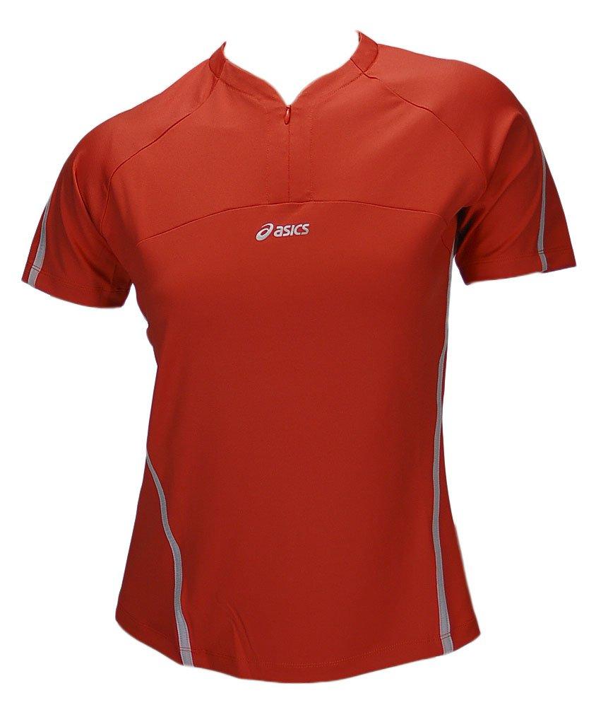 ASICS Proxima Running Fitness Walking Sportshirt Damen 0618 Art. 682625 orange