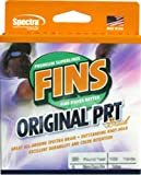 Fins Spectra 500-Yards Original PRT Fishing Line, Yellow, 80-Pound