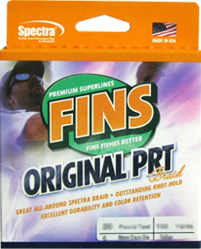 Fins Spectra 500-Yards Original PRT Fishing Line