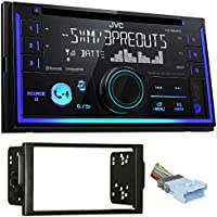 2004-2005 Saturn All-Models JVC Stereo CD Receiver w/Bluetooth/USB/iPhone/Sirius