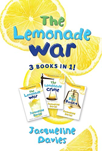 The Lemonade War Three Books in One: The Lemonade War Series