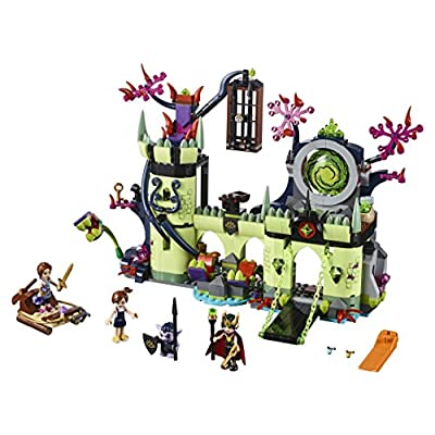 LEGO Elves Breakout from The Goblin King's Fortress 41188 Building Kit (695 Piece): Toys & Games