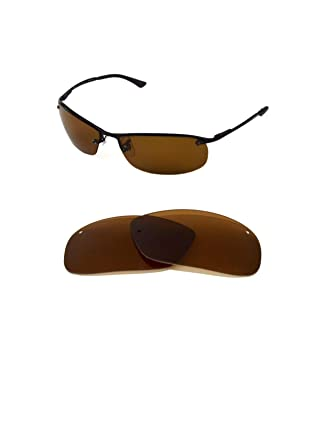 f78c2e1859 NEW POLARIZED REPLACEMENT B15 LENS FOR RAY BAN RB3183 63mm SUNGLASSES